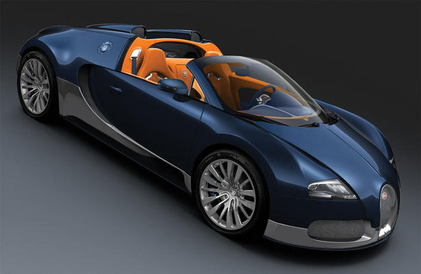 bugatti veyron grand sport at 2011 dubai auto show. Black Bedroom Furniture Sets. Home Design Ideas