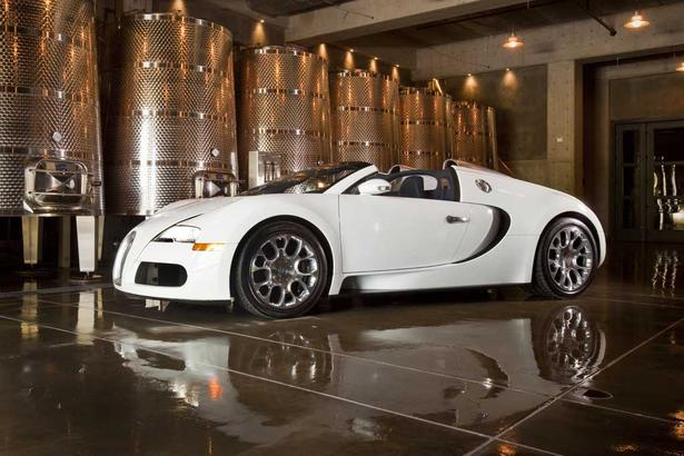 bugatti veyron grand sport for jay z