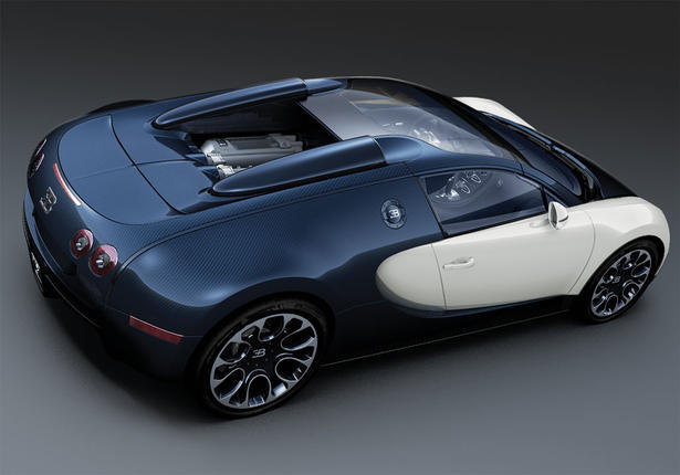 bugatti veyron grand sport blue carbon. Black Bedroom Furniture Sets. Home Design Ideas