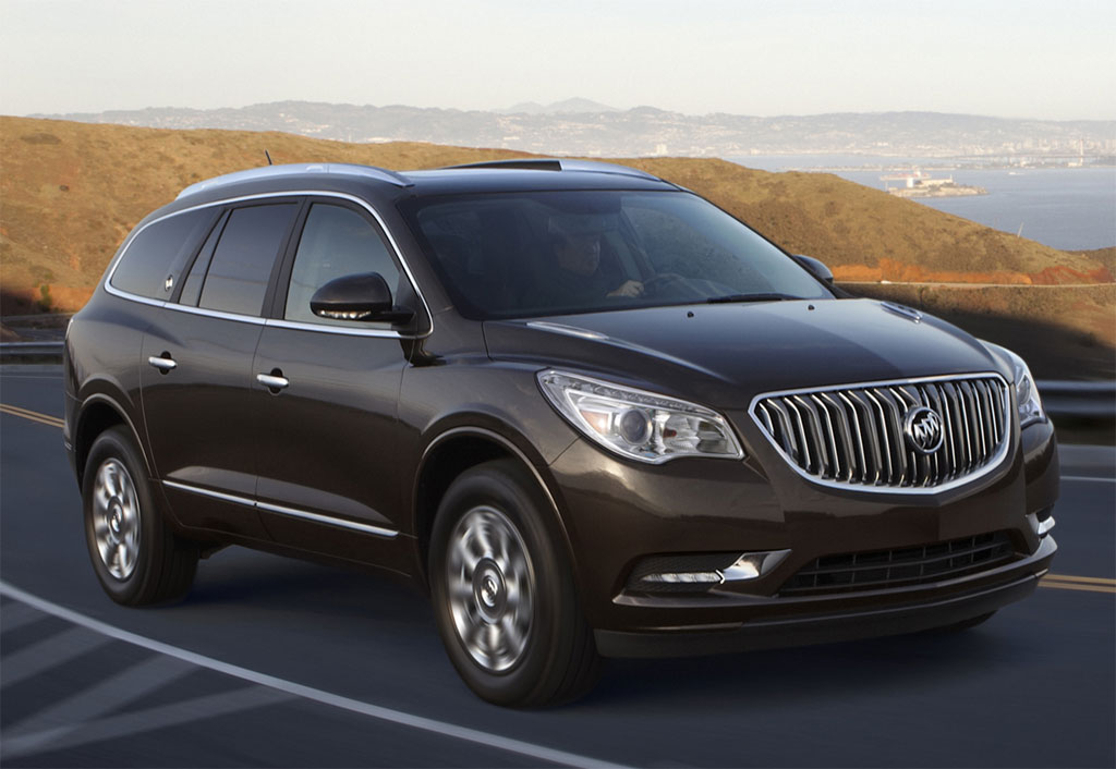 2013 buick enclave photo 11 12241. Black Bedroom Furniture Sets. Home Design Ideas