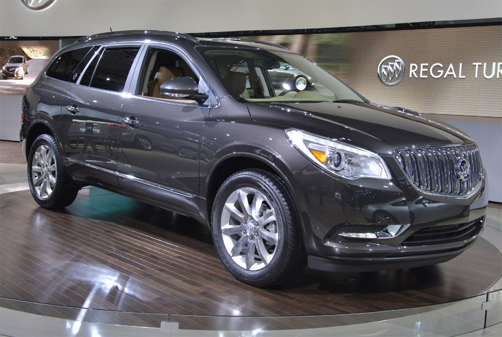 Buick Enclave 2013 Photos - Image 16