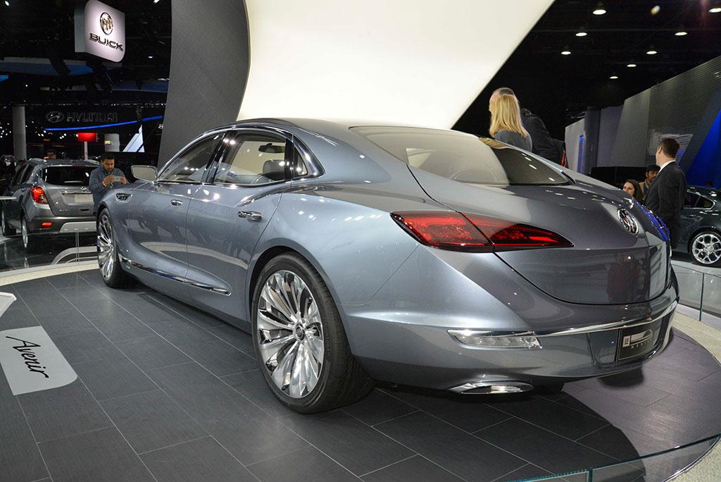 Buick Avenir Concept Photo 27 14401
