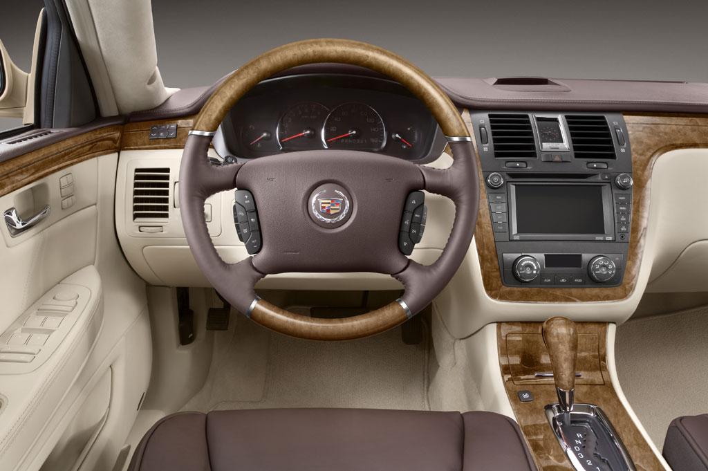 2008 Cadillac DTS Platinum Photos - Image 5