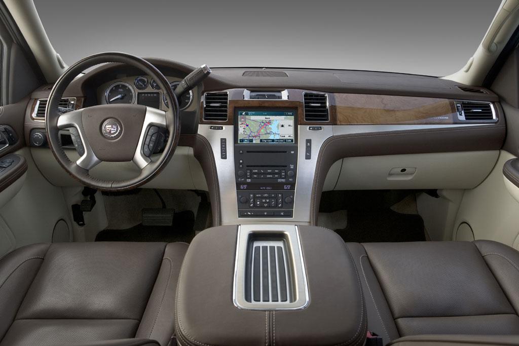 2008 Cadillac Escalade Platinum Photo 11 1651