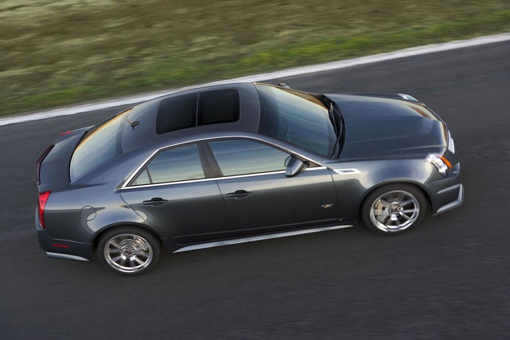 2008 Cadillac CTS V