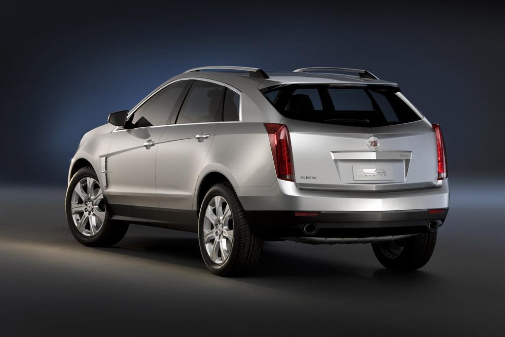 2010 Cadillac Srx Photo 3 5981