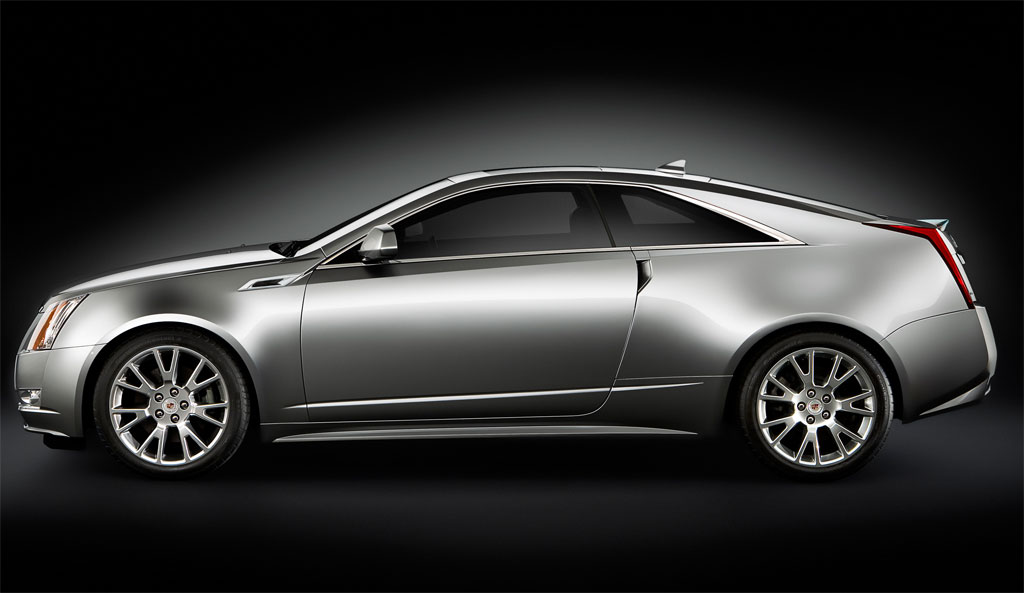 2011 Cadillac CTS Coupe Photo 3 8606