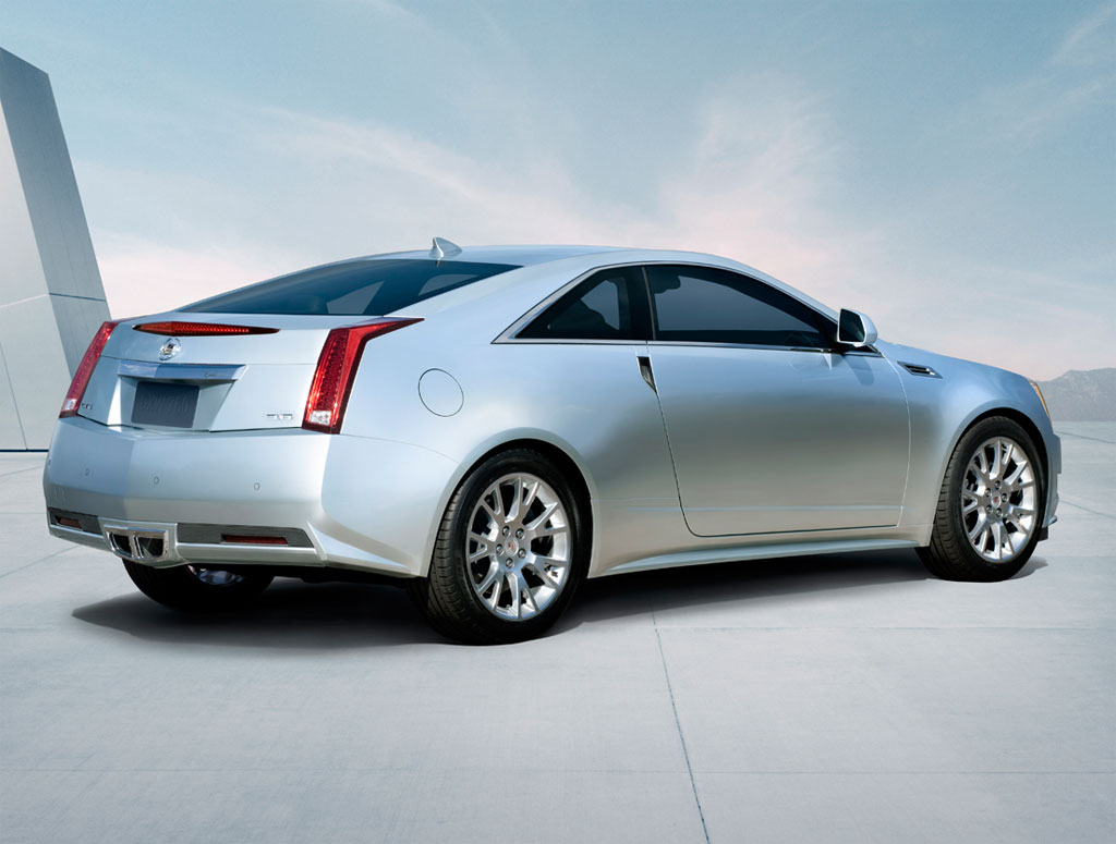 2011 cadillac cts coupe photo 8 7134. Black Bedroom Furniture Sets. Home Design Ideas