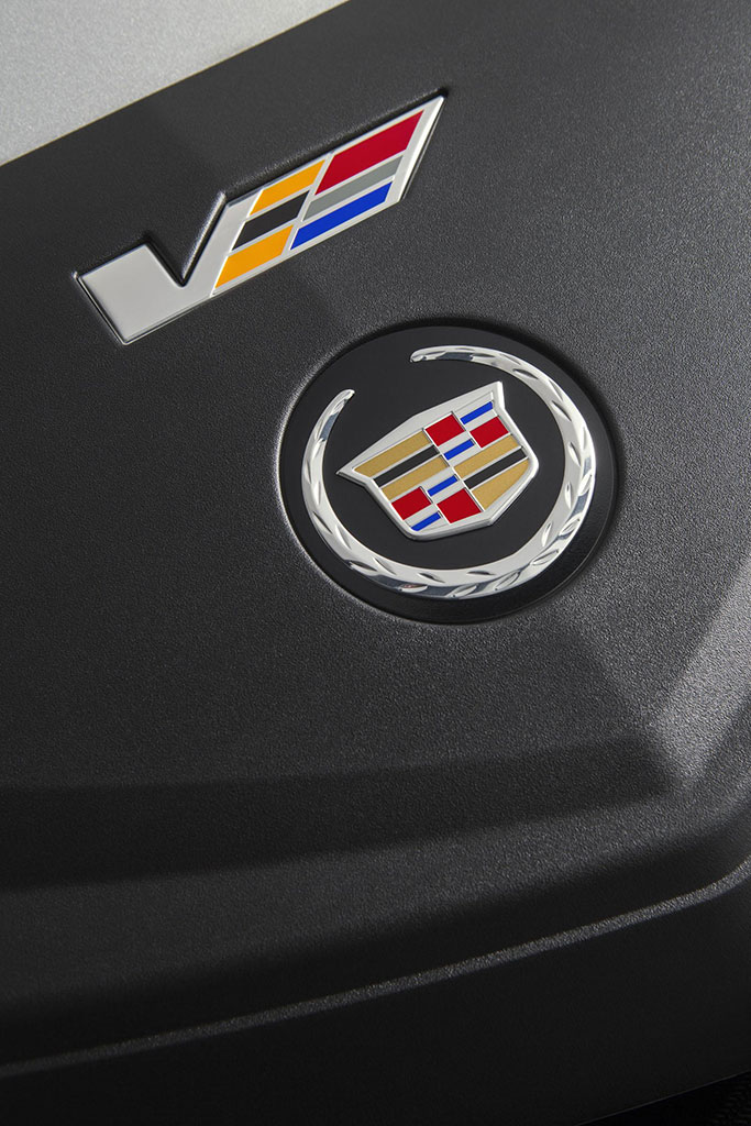 2015 Cadillac CTS V Coupe Shows Off Supercharger Photos - Image 5