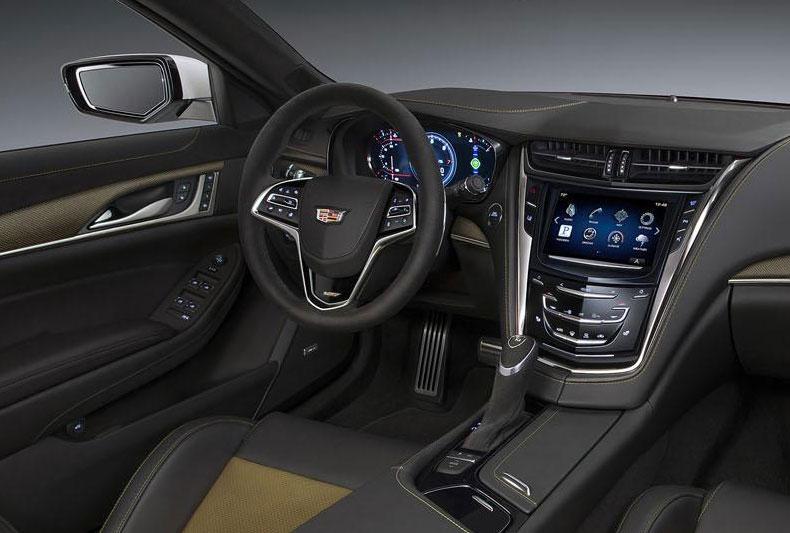 2016 Cadillac Cts V Usa Photo 3 14552