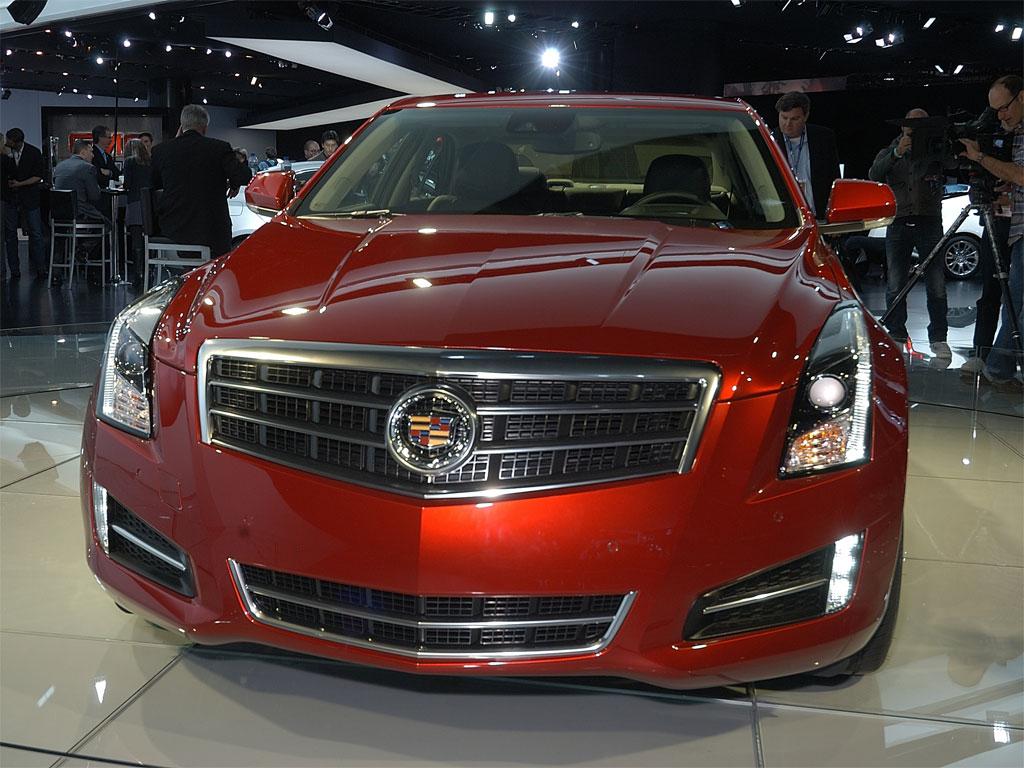 Cadillac Ats Photo 22 11992