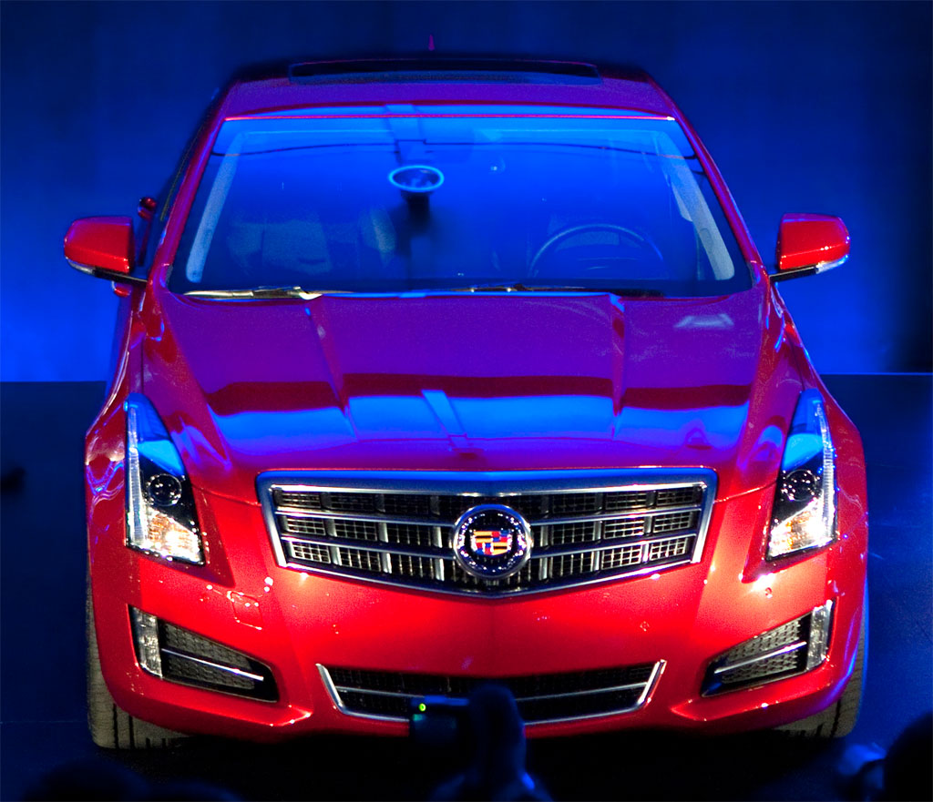 Cadillac Ats 2012: Cadillac ATS Photo 7 11992