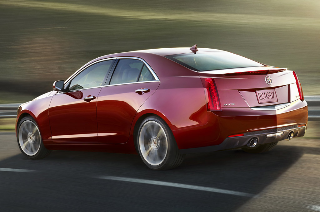 Cadillac ATS Price Photo 2 12319