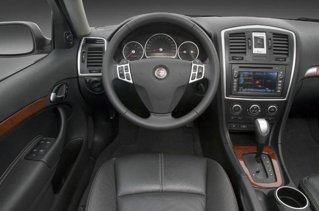 Cadillac Bls. cadillac bls wagon 20 2008