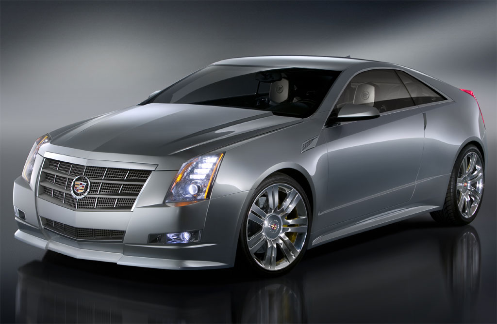 Cadillac CTS Coupe Photo 11 2187