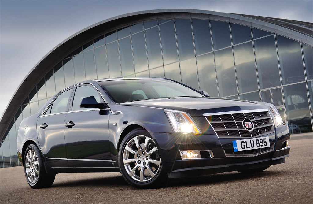 Cadillac CTS UK Photo Price 3673