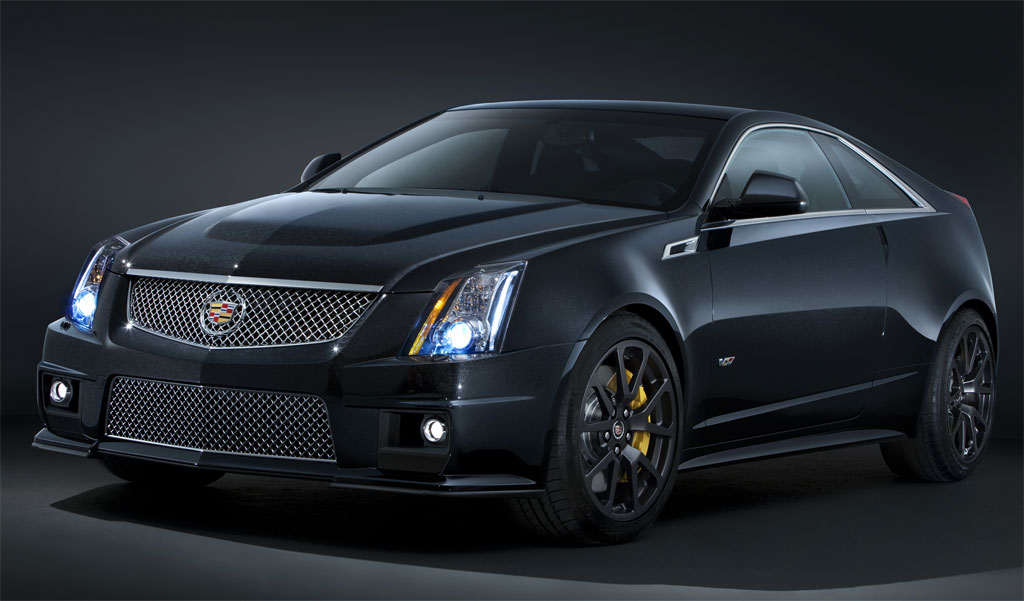 Cadillac CTS V Black Diamond Photo 1 10448