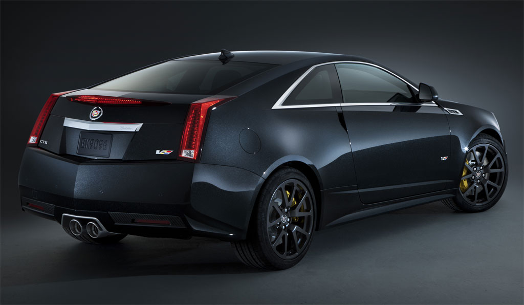 Cadillac CTS V Black Diamond Photos - Image 4