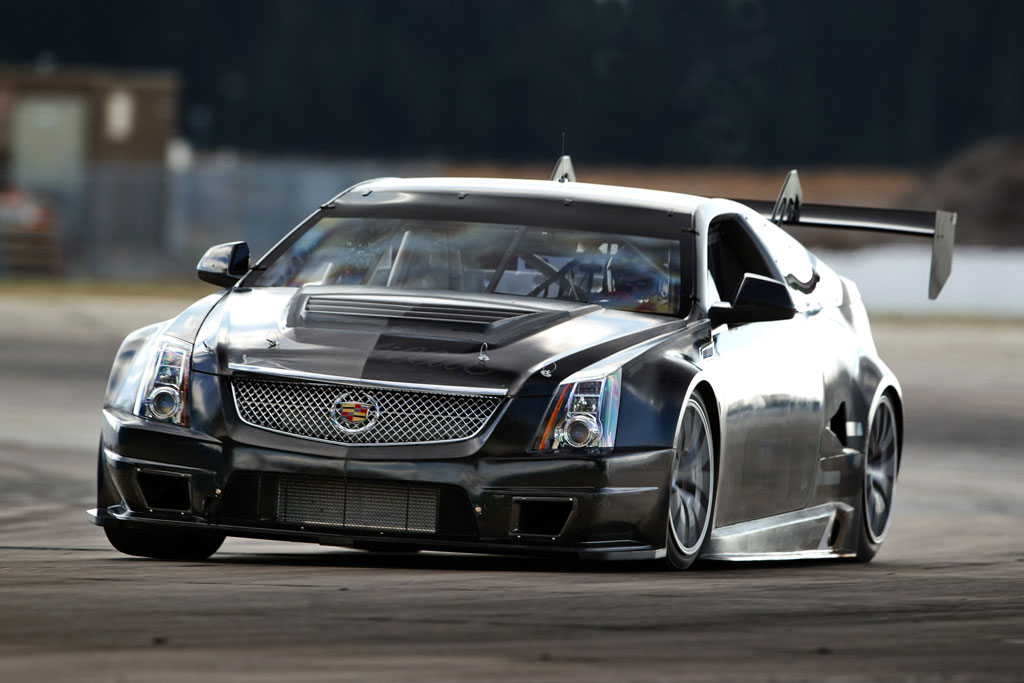 Cadillac CTS V Coupe Race Car Photo 12 10425
