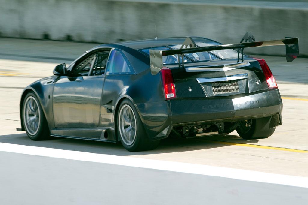Cadillac Cts V Coupe Race Car Photo 15 10425