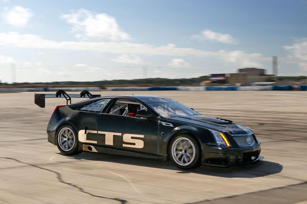 Cadillac Cts V Coupe Race Car Photo 34 10328