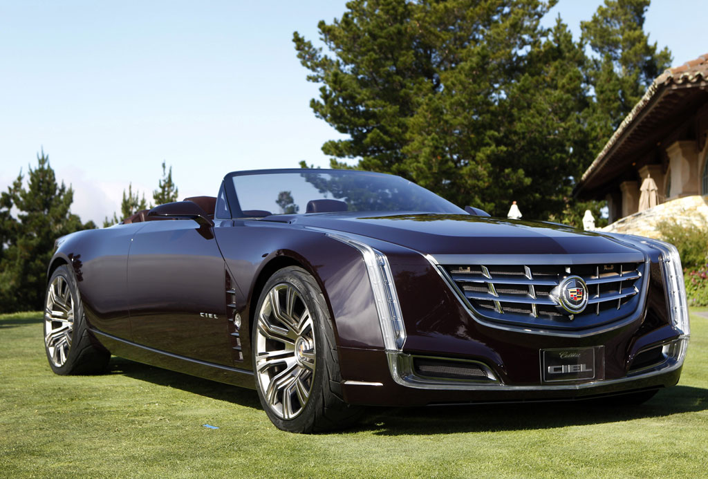 Cadillac Ciel Photo 16 11529