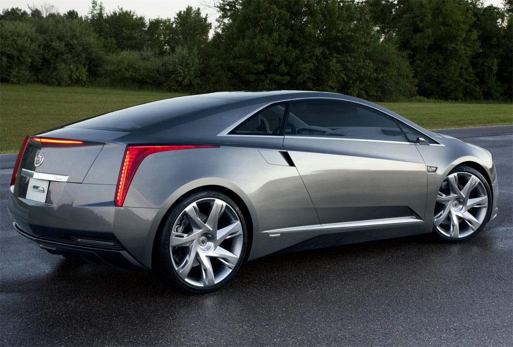 Cadillac Elr 2