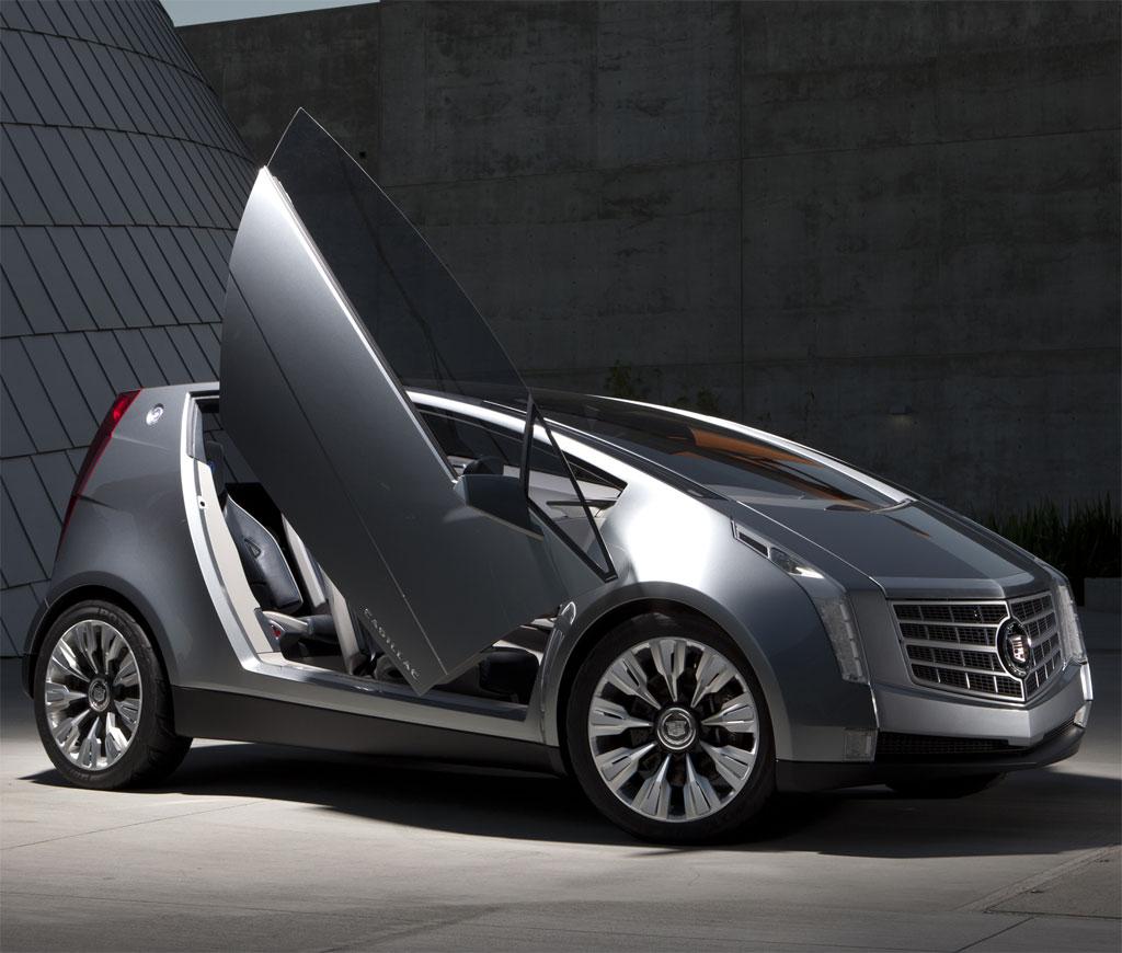 Cadillac Urban Luxury Concept Photo 33 9949