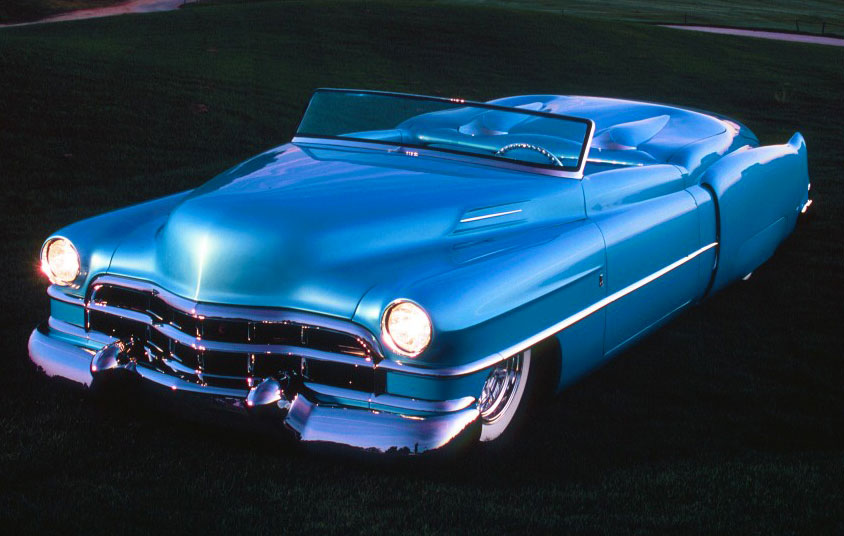 Rick Dore Kustoms 1952 Cadillac Kashmir Photo 11 14347