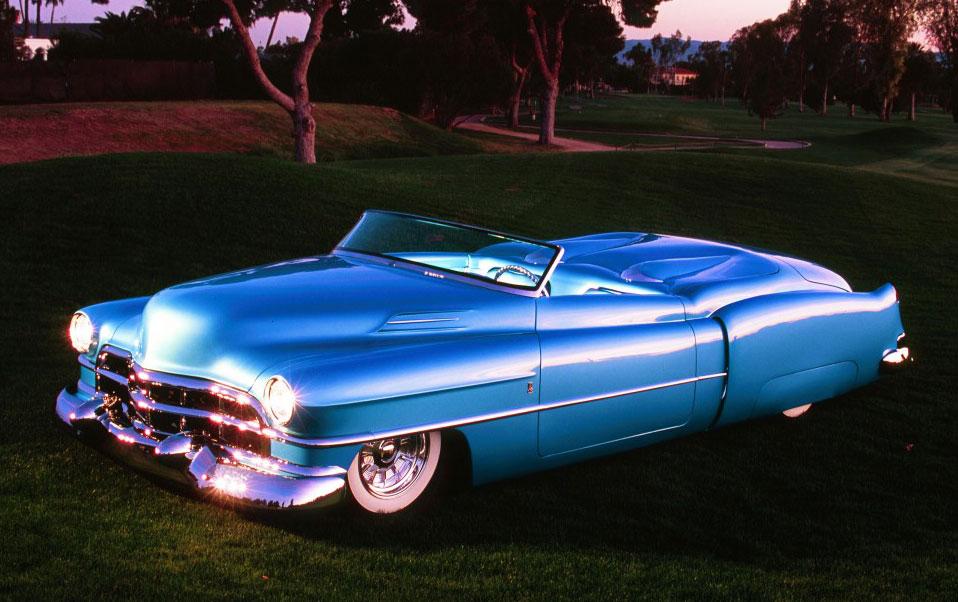Cadillac Ats V Coupe >> Rick Dore Kustoms 1952 Cadillac Kashmir Photo 9 14347