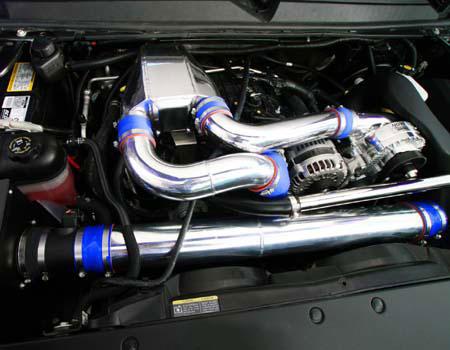 2007 cadillac escalade esv ext supercharger system rh zercustoms com