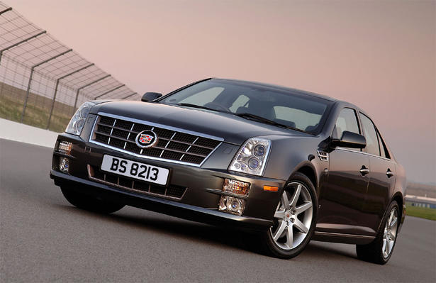 2008 cadillac sts in uk. Black Bedroom Furniture Sets. Home Design Ideas