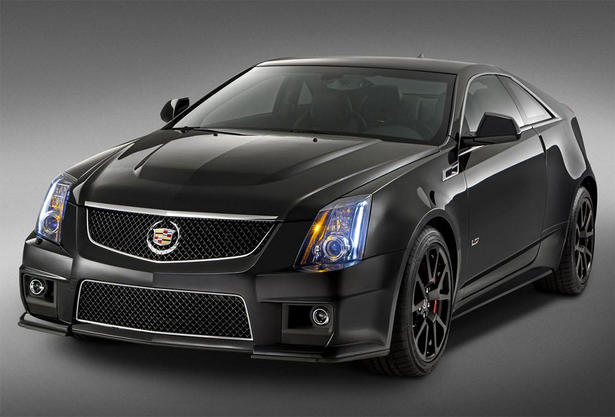 2015 Cadillac CTS V Coupe Shows Off Supercharger