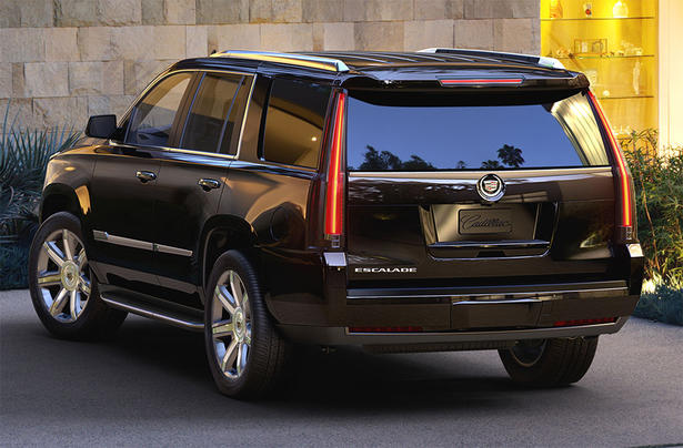 2015 cadillac escalade promotional clip. Cars Review. Best American Auto & Cars Review
