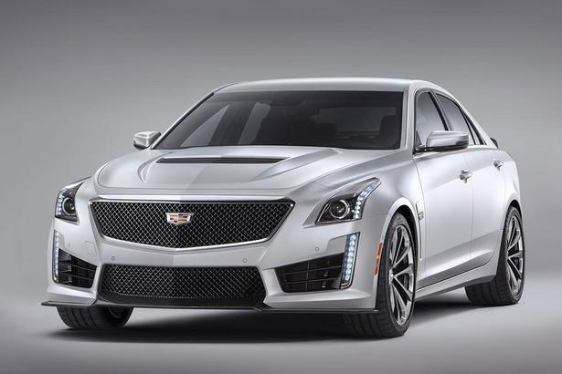 2016 Cadillac Cts V Price