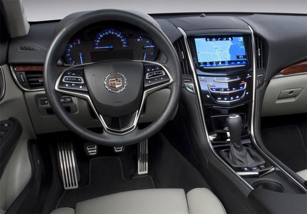 Cadillac ATS Price