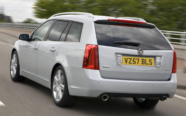 Cadillac BLS Wagon in UK