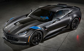Chevrolet Corvette Grand Sport Collector Edition Photos