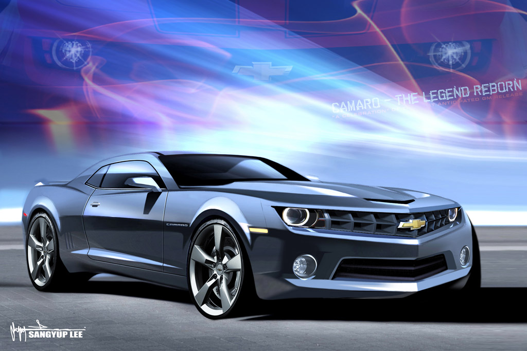 2010 Chevrolet Camaro Photo 12 3770