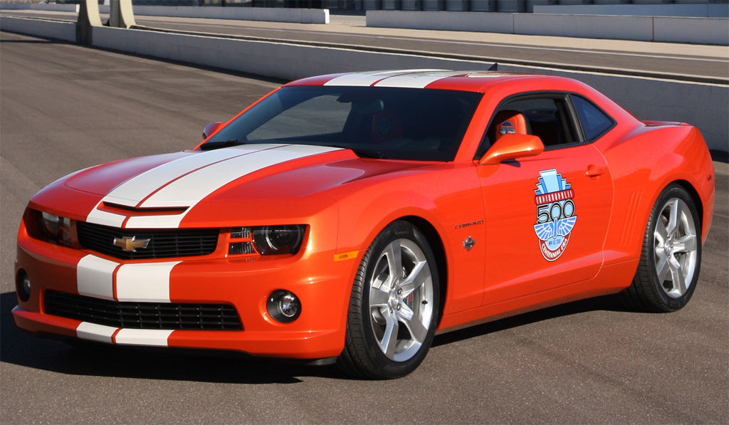 2010 Chevrolet Camaro Indy 500 Pace Car Photo 14 7934