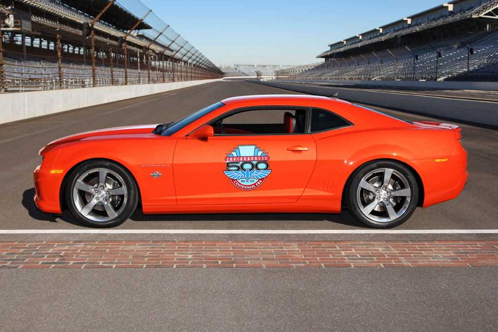 2010 Chevrolet Camaro Indy 500 Pace Car Photo 16 7934