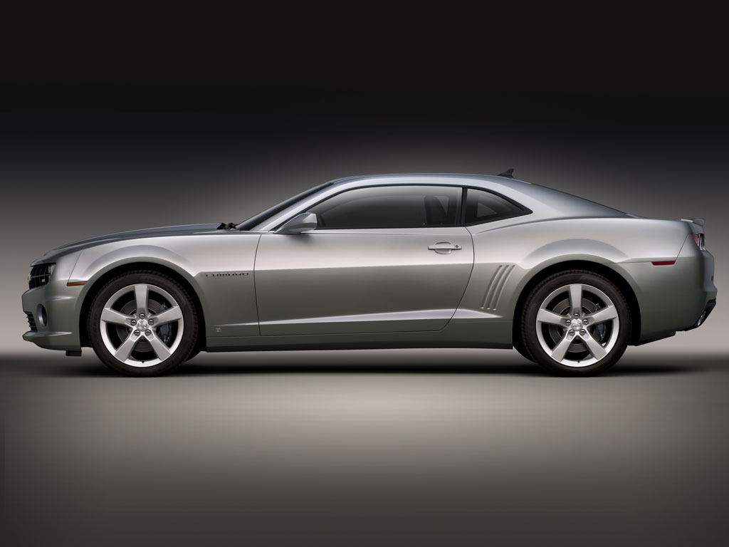 2010 Chevrolet Camaro Ss Photo 1 10026