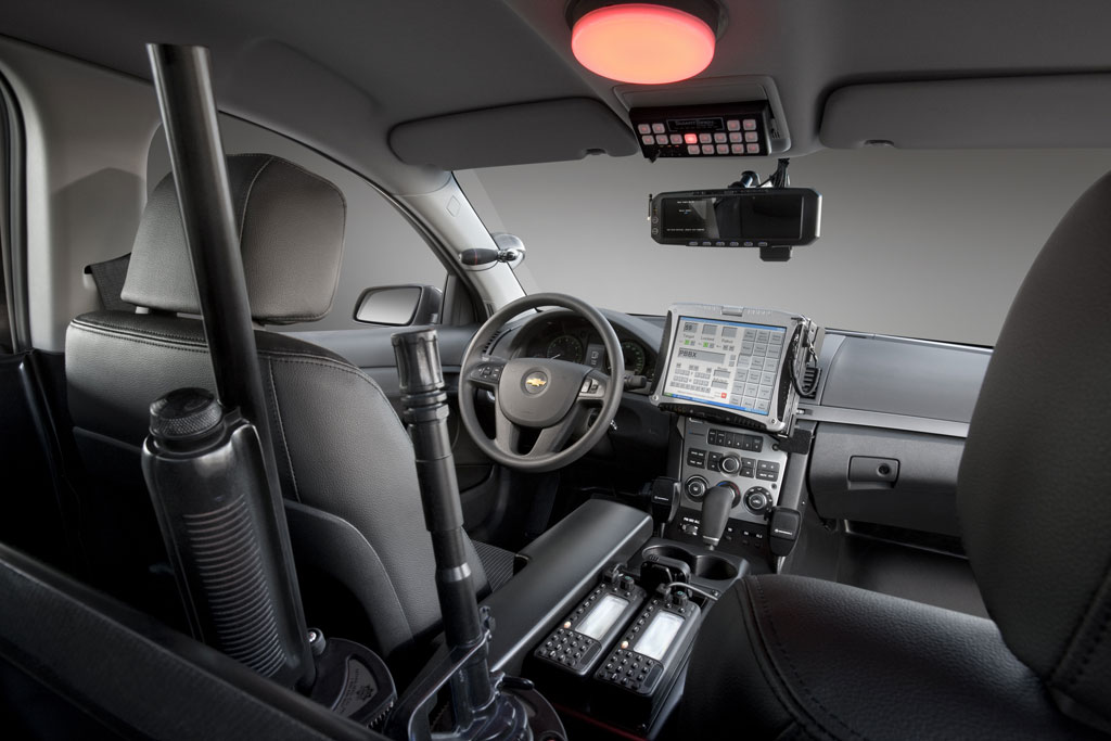 2011 Chevrolet Caprice Police Car Photo 5 6838