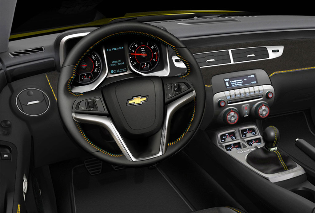 2012 Chevrolet Camaro Transformers Photo 2 11270