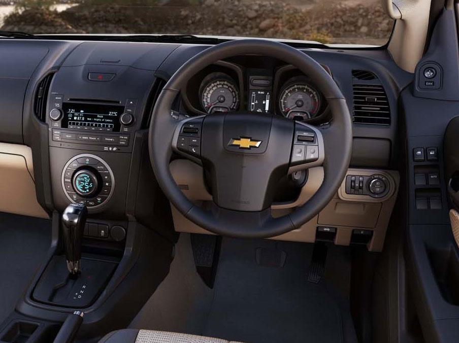 2012 Chevrolet Colorado interior Photo 3 11741