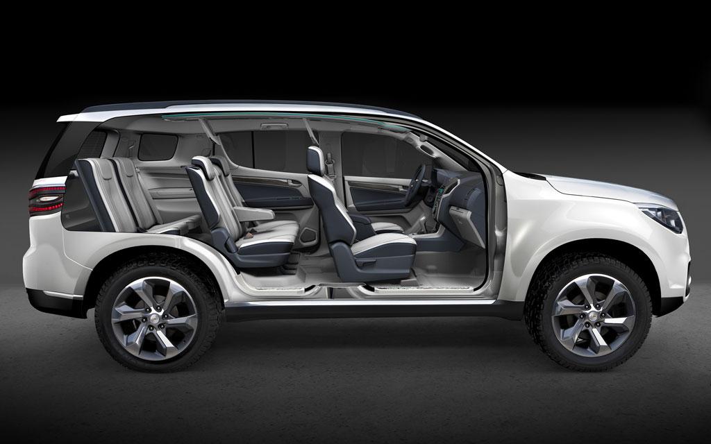 2012 Chevy Camaro Convertible 2012 Chevrolet Trailblazer Photos - Image 5