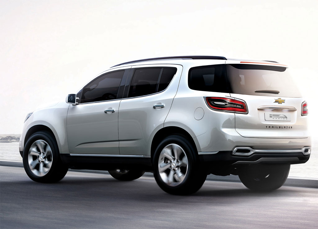 2012 Chevy Trailblazer