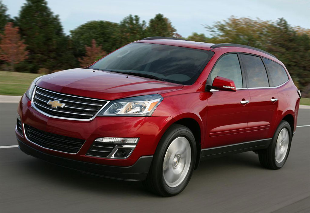 2013 Chevrolet Traverse Photo 1 12233