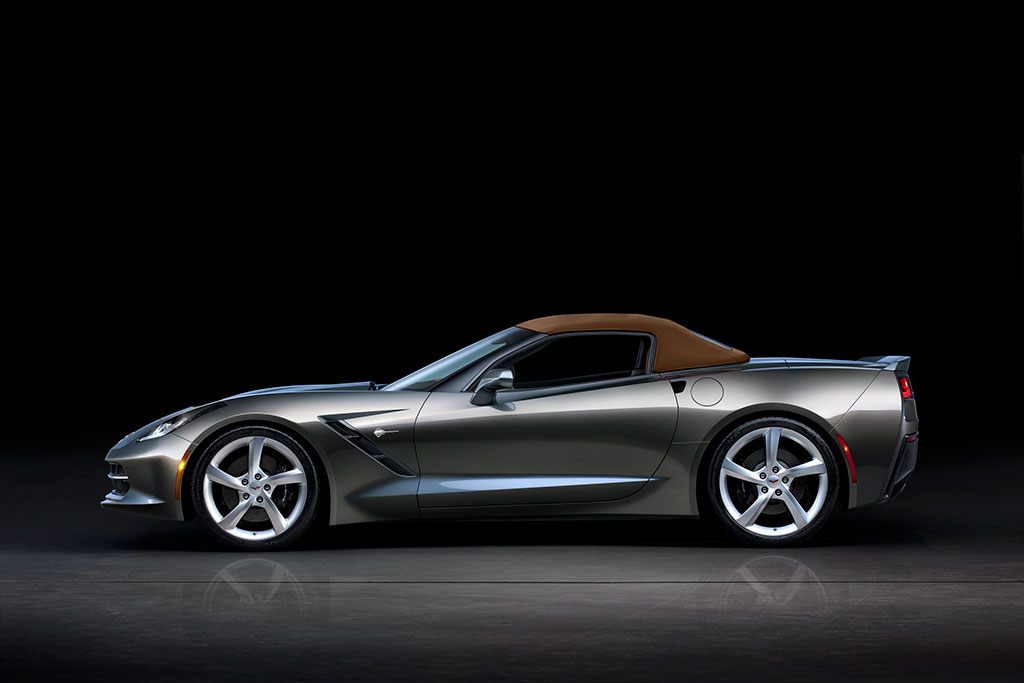 2014 chevrolet corvette stingray convertible photos image 15. Cars Review. Best American Auto & Cars Review
