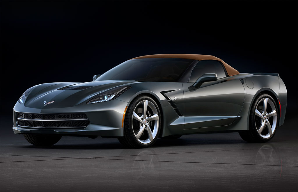 2014 chevrolet corvette stingray convertible photos image 2. Cars Review. Best American Auto & Cars Review